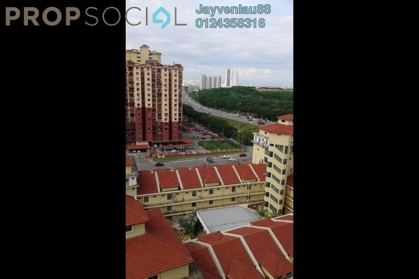 For Sale Condominium at Mutiara Heights, Jelutong Freehold Semi Furnished 3R/2B 295k