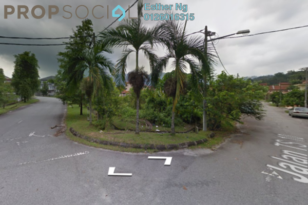 For Sale Land at Templer Saujana, Templer's Park Freehold Unfurnished 0R/0B 538k