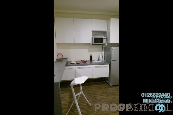 For Rent Condominium at The Loft @ ZetaPark, Setapak Leasehold Semi Furnished 3R/2B 2.3k