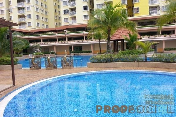 For Rent Condominium at Platinum Lake PV10, Setapak Leasehold Semi Furnished 4R/2B 1.6k