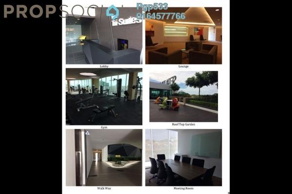 For Rent SoHo/Studio at Setia Tri-Angle, Sungai Ara Freehold Unfurnished 0R/2B 1.5k