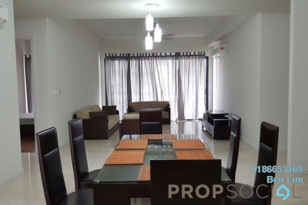For Rent Condominium at Concerto Kiara, Dutamas Freehold Fully Furnished 4R/4B 5.2k