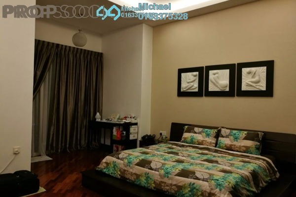 For Sale Condominium at Armanee Terrace I, Damansara Perdana Leasehold Semi Furnished 4R/3B 1.17m
