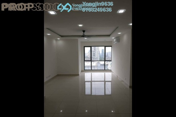 For Rent Serviced Residence at Da Men, UEP Subang Jaya Freehold Semi Furnished 3R/2B 2.2k