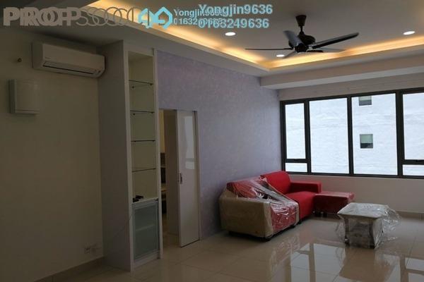 For Rent Serviced Residence at Da Men, UEP Subang Jaya Freehold Fully Furnished 0R/1B 1.9k
