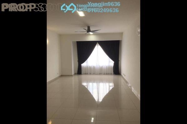 For Rent Serviced Residence at Da Men, UEP Subang Jaya Freehold Semi Furnished 2R/2B 2k