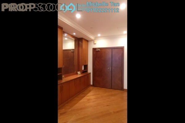 For Rent Condominium at Harvard Residence, KLCC Freehold Fully Furnished 3R/3B 8k