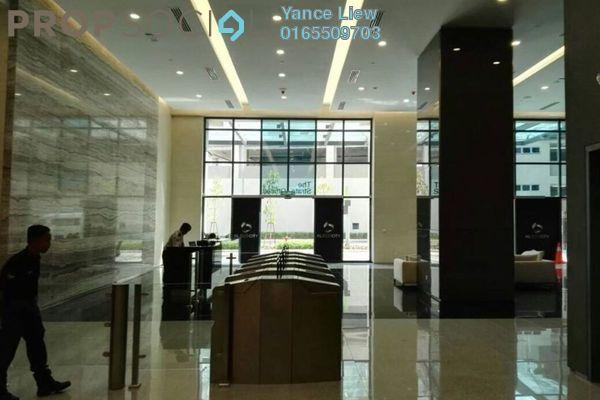 For Rent Office at KL Eco City, Mid Valley City Freehold Unfurnished 0R/0B 4k