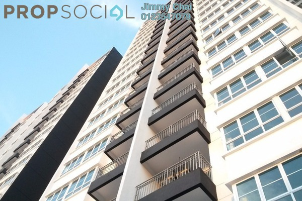 For Rent Condominium at 288 Residences, Kuchai Lama Freehold Fully Furnished 3R/2B 1.9k