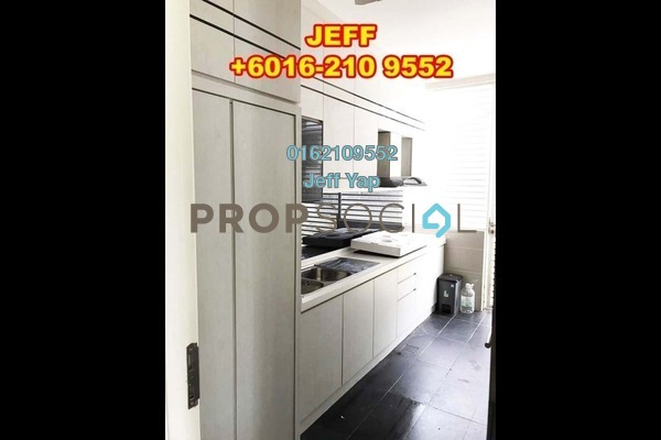 For Rent Semi-Detached at East Ledang, Iskandar Puteri (Nusajaya) Freehold Semi Furnished 5R/5B 6.5k