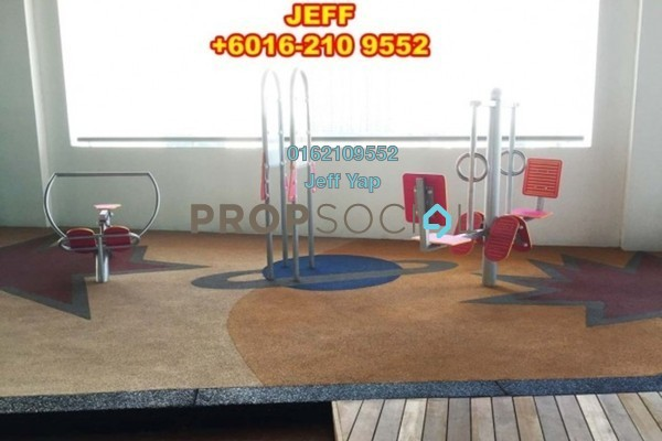 For Rent Apartment at Sky Breeze, Bukit Indah Freehold Fully Furnished 3R/2B 3k