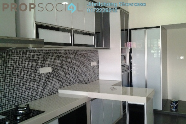 For Sale Condominium at Arena Green, Bukit Jalil Freehold Fully Furnished 3R/2B 350k