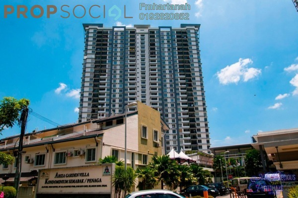 For Rent Condominium at Taman Raintree, Batu Caves Freehold Unfurnished 3R/2B 1.2k