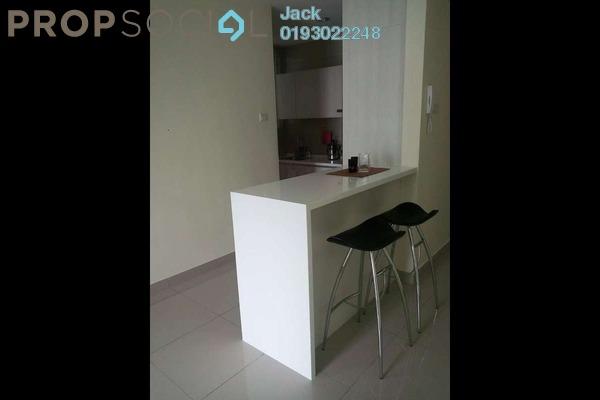 For Rent Serviced Residence at ZetaPark, Setapak Freehold Fully Furnished 1R/1B 2k