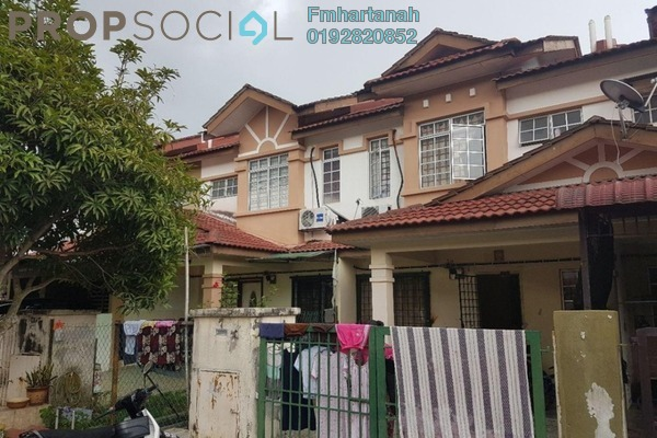 For Sale Terrace at Seri Pristana, Sungai Buloh Freehold Unfurnished 4R/3B 350k