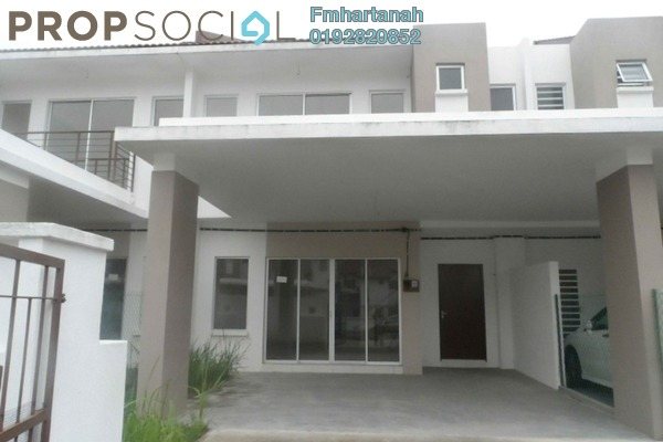 For Sale Terrace at Sunway Alam Suria, Shah Alam Freehold Unfurnished 4R/3B 455k