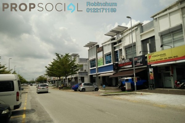 For Sale Shop at Kemuning Utama Commercial Centre, Kemuning Utama Freehold Unfurnished 0R/0B 1.4m