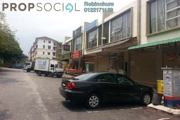 For Rent Shop at Taman Perkasa, Butterworth Freehold Unfurnished 0R/2B 1.55k