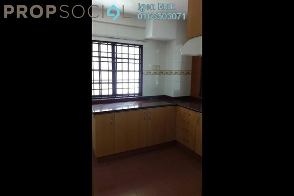 For Sale Condominium at Abadi Villa, Taman Desa Leasehold Semi Furnished 4R/3B 518k