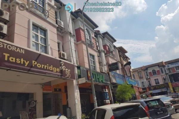 For Rent Shop at USJ 10, UEP Subang Jaya Freehold Semi Furnished 0R/2B 6.5k