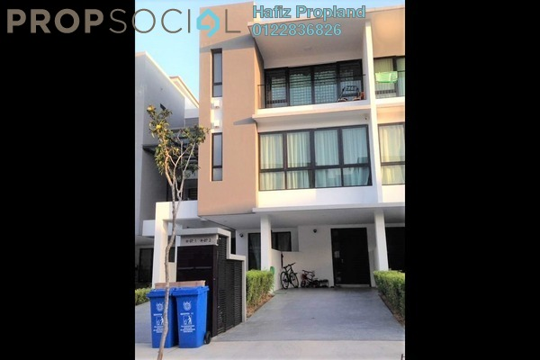 For Rent Townhouse at Primer Garden Town Villas, Cahaya SPK Freehold Unfurnished 4R/4B 2.5k