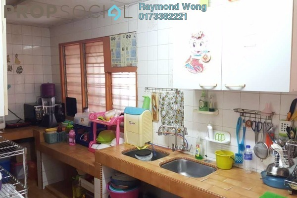 For Sale Terrace at Taman Sri Bahagia, Cheras South Freehold Unfurnished 4R/3B 495k