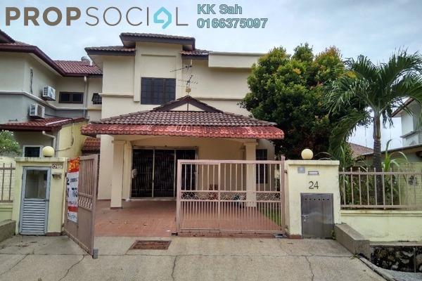 For Sale Semi-Detached at Suasana, Bandar Tun Hussein Onn Freehold Semi Furnished 5R/4B 918k