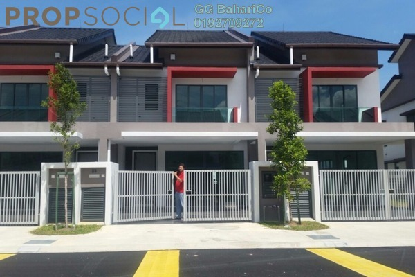 For Sale Terrace at Nahara, Bandar Bukit Raja Freehold Unfurnished 4R/3B 730k