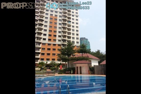 For Rent Condominium at Avilla, Bandar Puchong Jaya Freehold Fully Furnished 3R/2B 1.6k