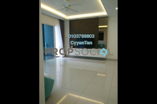 For Rent Condominium at Damansara Foresta, Bandar Sri Damansara Freehold Semi Furnished 4R/2B 2.5k