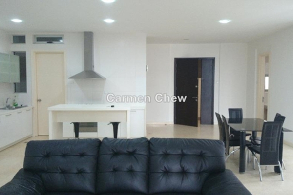 For Sale Serviced Residence at Idaman Residence, KLCC Freehold Semi Furnished 3R/3B 1.46m