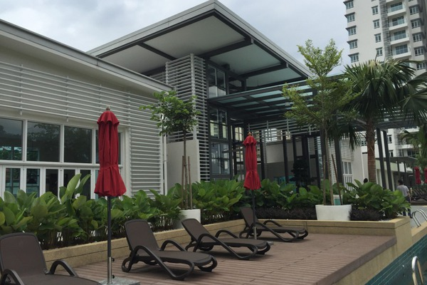 For Sale Condominium at Saville @ The Park, Pantai Freehold Unfurnished 3R/2B 730k