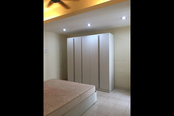 For Rent Condominium at Vista Mutiara, Kepong Leasehold Fully Furnished 3R/2B 1.5k
