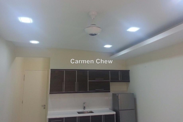 For Rent Condominium at 10 Semantan, Damansara Heights Leasehold Fully Furnished 0R/1B 1.5k