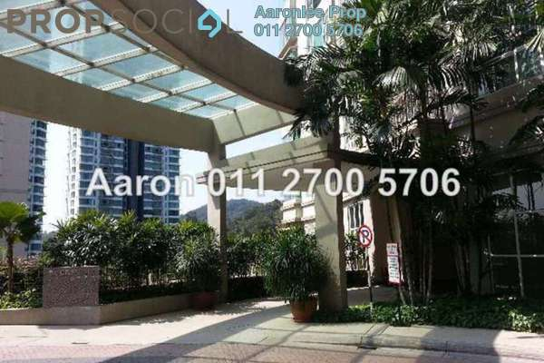 For Rent Condominium at Kiaramas Ayuria, Mont Kiara Freehold Fully Furnished 3R/4B 4.6千