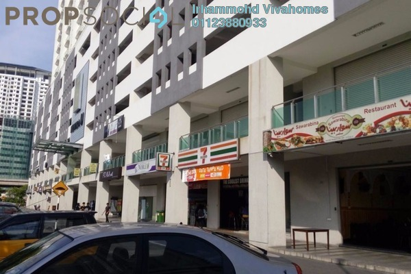 For Rent Condominium at Menara U, Shah Alam Freehold Semi Furnished 2R/1B 1.5k