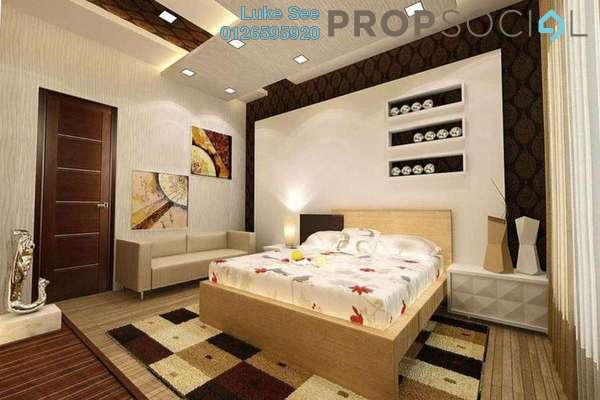 For Sale Condominium at Iris Residence, Bandar Sungai Long Freehold Unfurnished 3R/2B 505k