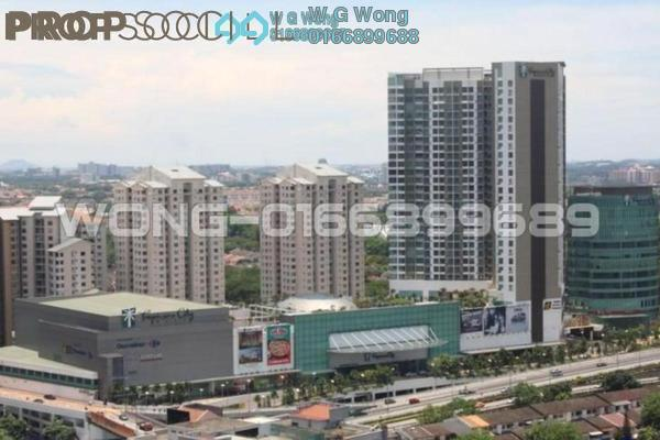 For Rent Serviced Residence at Tropicana City Tropics, Petaling Jaya Freehold Fully Furnished 2R/2B 2.55k