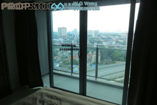 For Rent SoHo/Studio at Summer Suites, KLCC Leasehold Fully Furnished 1R/1B 2.4k