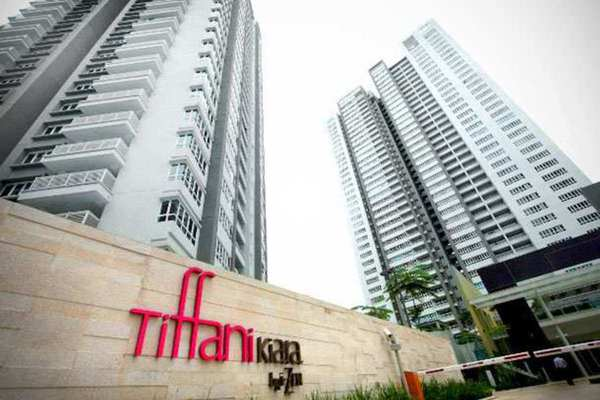 For Rent Condominium at Tiffani Kiara, Mont Kiara Freehold Fully Furnished 4R/2B 7.5k