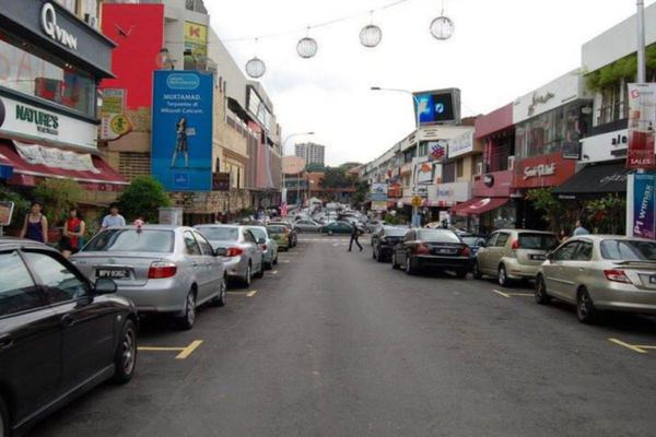For Sale Shop at Telawi, Bangsar Freehold Unfurnished 0R/1B 7m