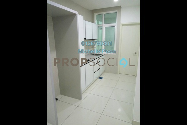 For Rent Condominium at Central Residence, Sungai Besi Freehold Semi Furnished 3R/2B 1.9k