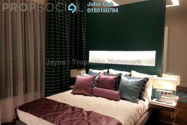 For Sale Condominium at Tropicana Metropark, Subang Jaya Freehold Semi Furnished 3R/2B 620k