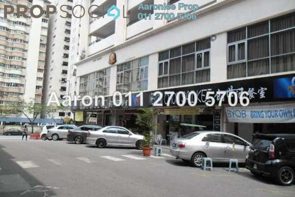 For Rent Shop at Kuchai Avenue, Kuchai Lama Freehold Semi Furnished 0R/0B 4k