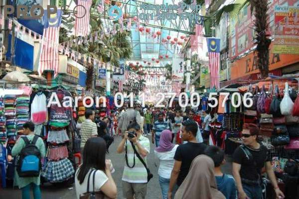 For Rent Shop at Petaling Street, Pudu Freehold Semi Furnished 0R/0B 30k