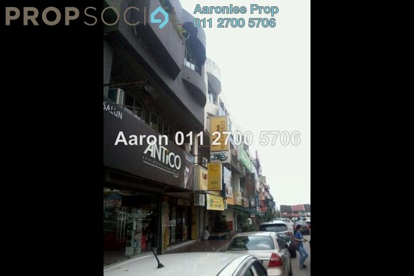For Rent Shop at SS2, Petaling Jaya Freehold Semi Furnished 0R/0B 10k