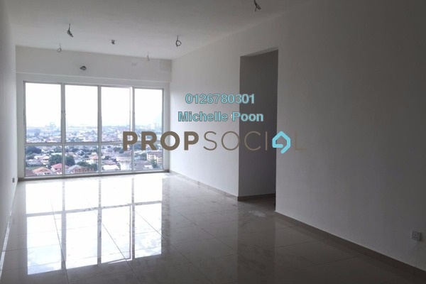 For Sale Condominium at D'Suria Condominium, Ampang Freehold Unfurnished 3R/2B 610k