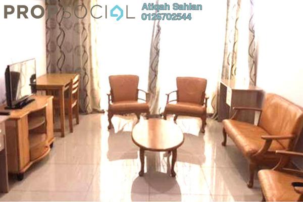 For Rent Condominium at Menara U, Shah Alam Freehold Fully Furnished 2R/1B 2.4k