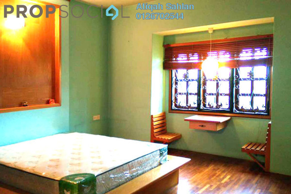 For Rent Bungalow at Taman Bukit Saga, Shah Alam Freehold Fully Furnished 5R/5B 5.5k