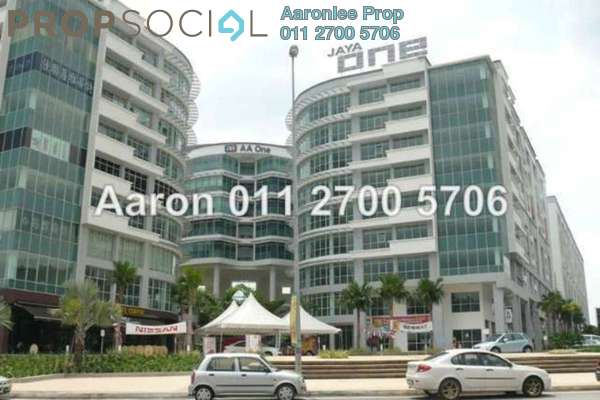 For Sale Office at Jaya One, Petaling Jaya Leasehold Semi Furnished 0R/0B 1.41m